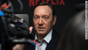 Police have video of Kevin Spacey groping a busboy, complaint says
