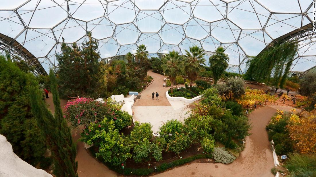 The Eden Project recently revealed that it would be opening similar attractions over the world.