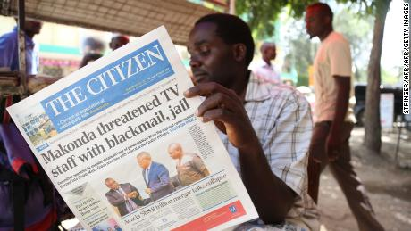 Tanzanian media outlets have been closed under Magufuli's reign.
