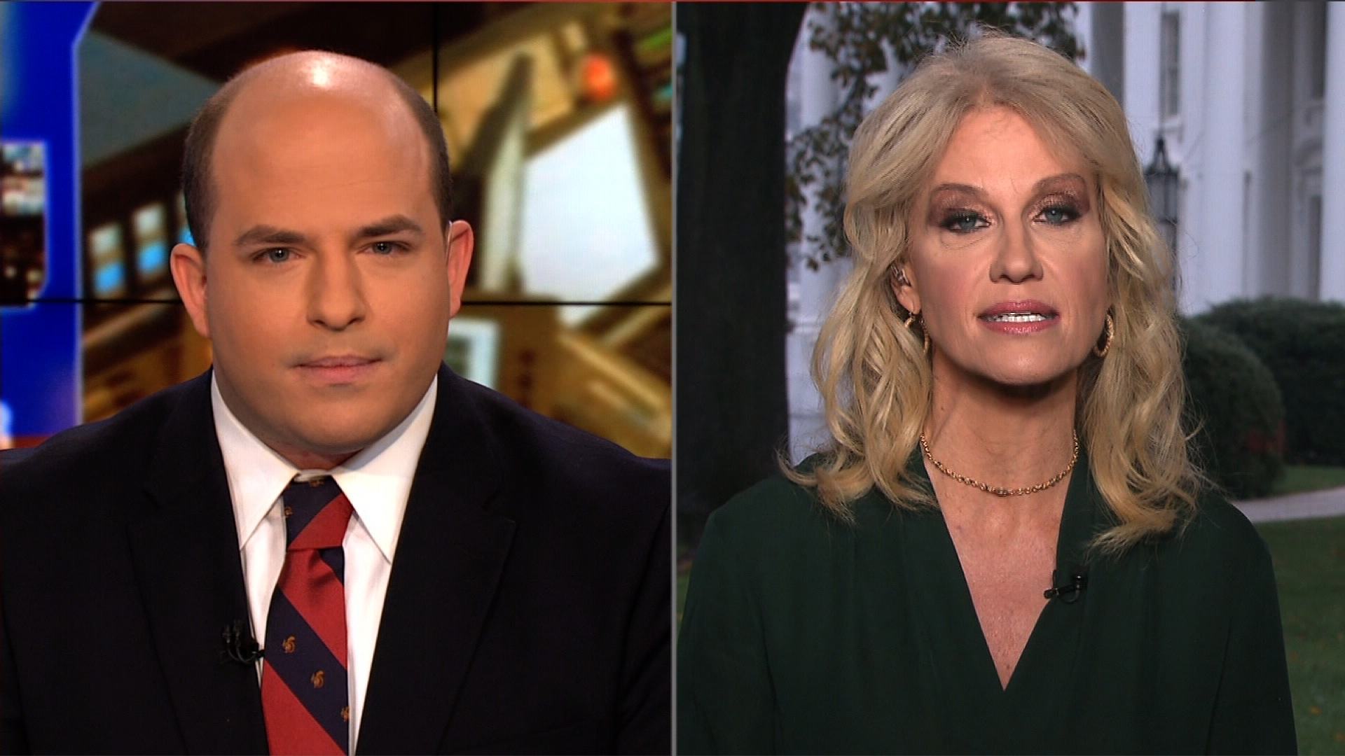 Conway to CNN Stop being jealous of Fox News CNN Video