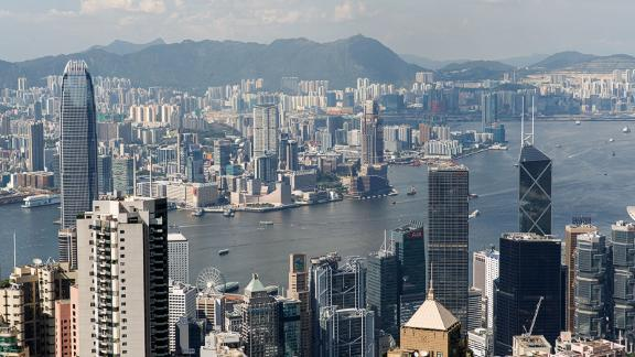1. Hong Kong: A total of 26 million international visitors arrived in Hong Kong in 2016 -- a number that