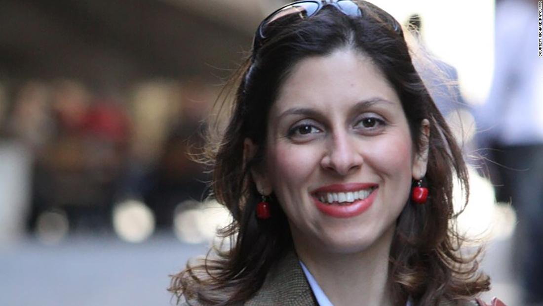 Jailed mother begins hunger strike as husband says she was 'pushed to spy for Iran'