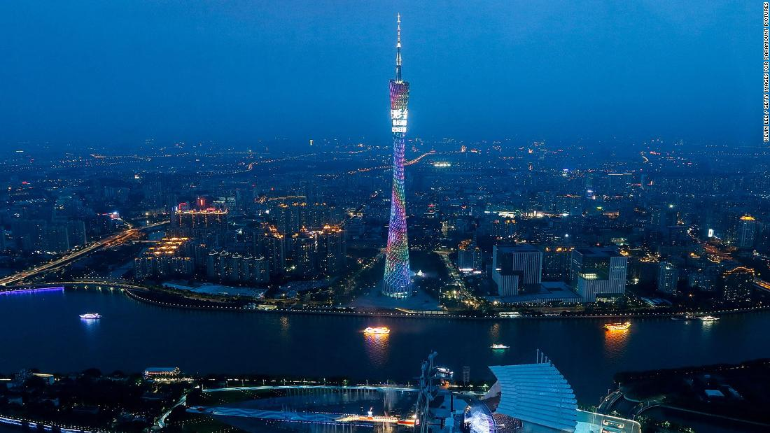 <strong>17. Guangzhou</strong>: Tourism is set to increase by 5.3% in this southern China city, which is located in the province of Guangdong.
