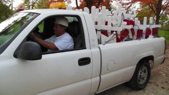 In Sutherland Springs, Texas, 25 people were killed in November 2017.