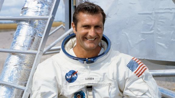 Former NASA astronaut Dick Gordon, the command module pilot on the second lunar landing mission, died on November 6. He was 88. Gordon spent more than 316 hours in space over two missions.