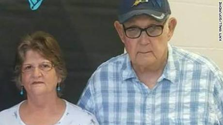 Sara and Dennis Johnson were members of the First Baptist Church in Sutherland Springs for 11 years.