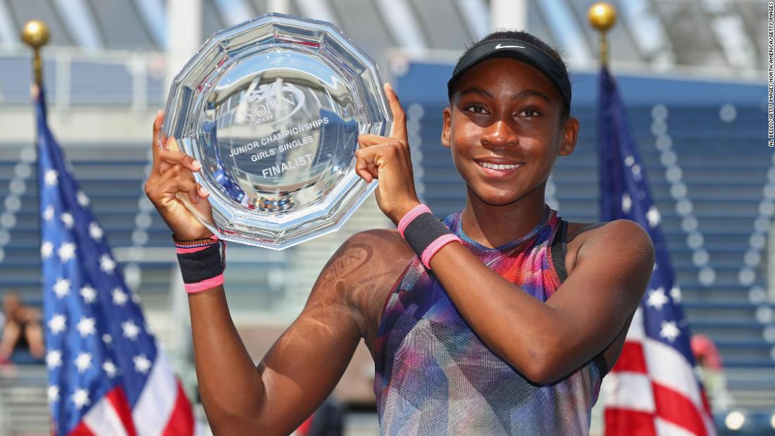 "Gauff is subject to the sport's ""age eligibility rule,"" which forms part of the player development program on the women's WTA Tour, limits the number of tournaments teenagers can play, to prevent early age burn-out."