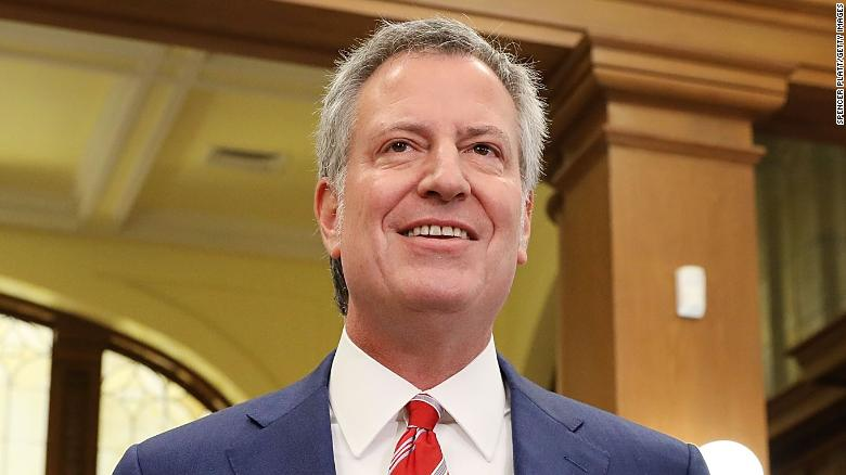 Bill de Blasio: 'A lot of moderate voices in the party' did not learn from 2016