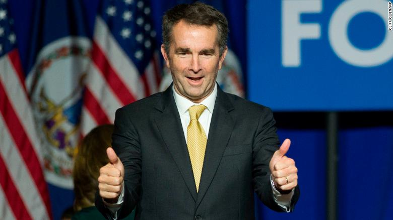 Best of Ralph Northam's victory speech