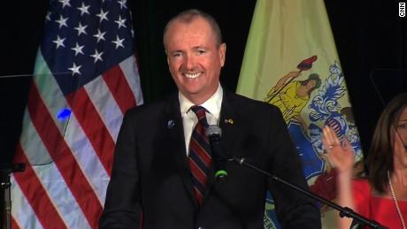 NJ Gov. Phil Murphy helps in getting a Facebook group's page shut down.