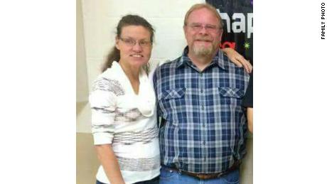 Karen and Robert Scott Marshall were attending the Sutherland Springs church for the first time.