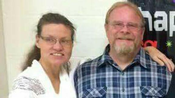 Karen and Robert Marshall