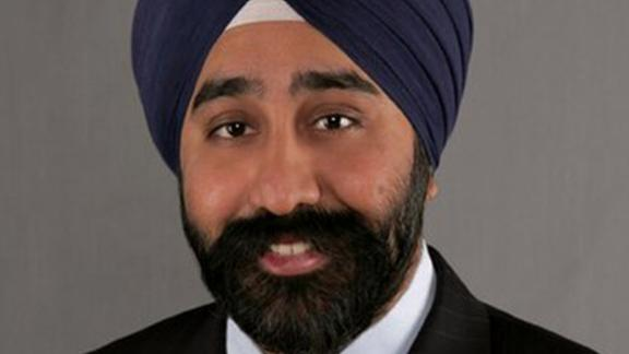 Ravinder Bhalla, the first Sikh mayor elected in New Jersey, was born and raised in the state.