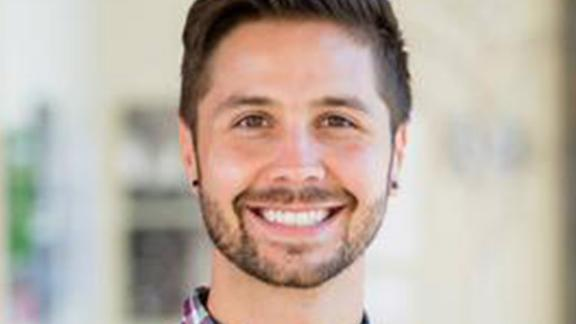 Zachary DeWolf was elected to the Seattle School Board on Tuesday.
