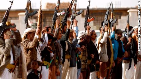 US to present evidence Iran is providing missiles to Yemen rebels