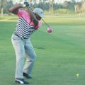 maurice allen driving golf