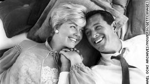 Doris Day, America's box-office sweetheart of the '50s and