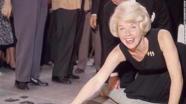 7aabe4ca89645 Actress Doris Day was much more than  America s virgin  (opinion) - CNN