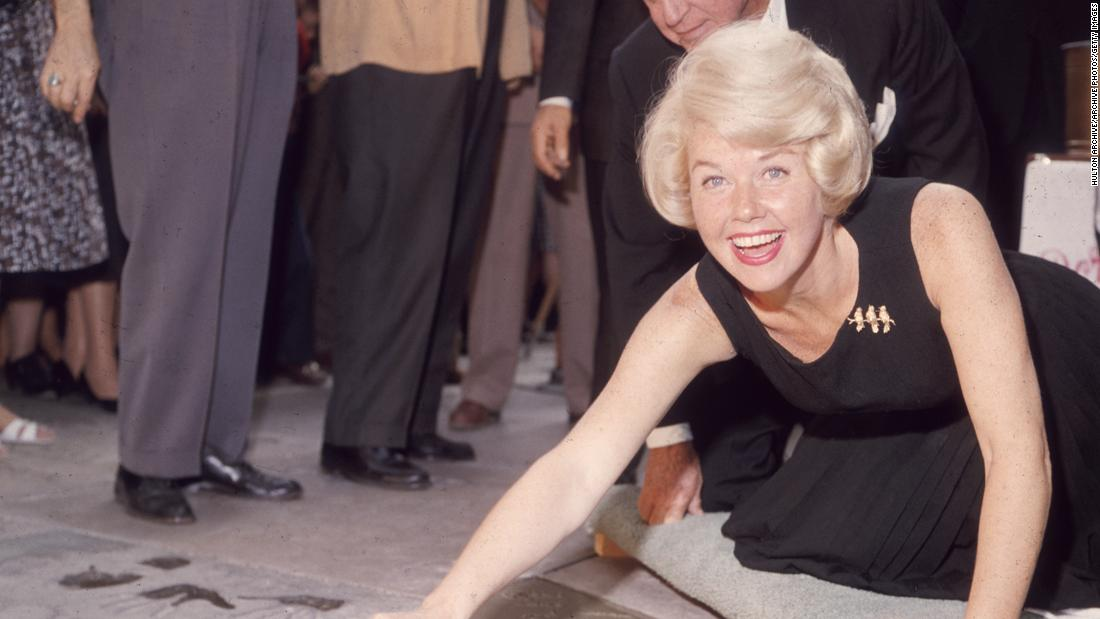 Doris Day was much more than 'America's virgin'