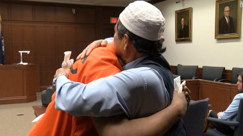 Father forgives man involved in son's murder
