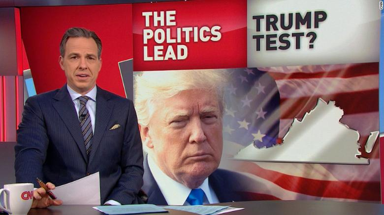 Do the numbers reflect a 'Trump referendum'? Jake Tapper's report from November 13.