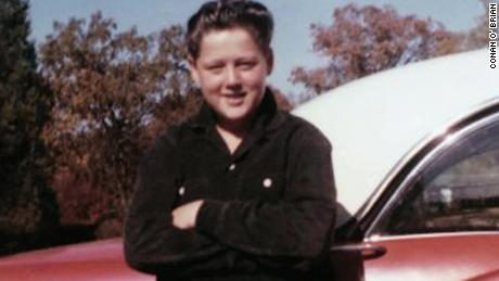 Conan Bill Clinton childhood photo _00003116