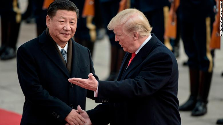 Trump: China's Xi is president for life