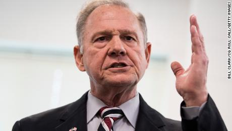 GOP lawmakers ask Roy Moore to step aside if sexual allegations are true