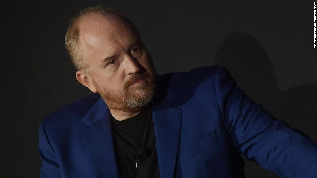"In November comedian Louis C.K. issued a lengthy apology after five women accused him of sexual misconduct in a New York Times story. ""These stories are true,"" he said in his statement"