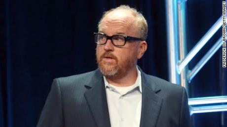 Louis C.K. never asked us to admire him