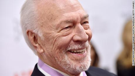 Why Christopher Plummer is way more than a Spacey substitute