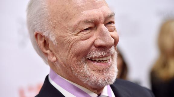 """TORONTO, ON - SEPTEMBER 12: Actor Christopher Plummer attends the """"Remember"""" premiere during the 2015 Toronto International Film Festival at Roy Thomson Hall on September 12, 2015 in Toronto, Canada.  (Photo by Kevin Winter/Getty Images)"""