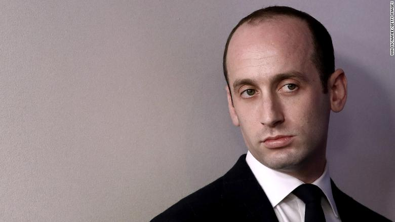 Top White House aide Stephen Miller tests positive for Covid-19