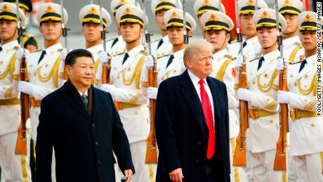 Trump: Can't blame China for taking advantage