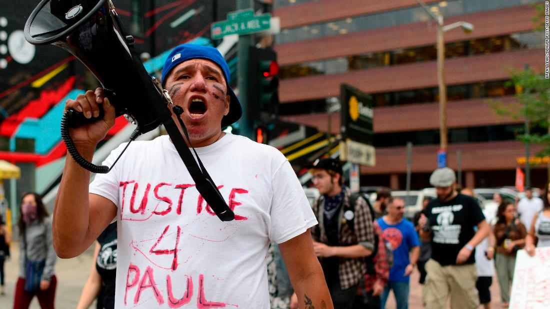 Native Americans The Forgotten Minority In Police