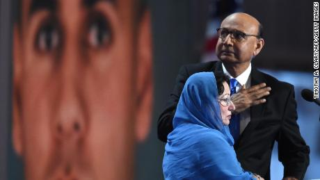 Khizr Khan makes personal appeal to Supreme Court on travel ban