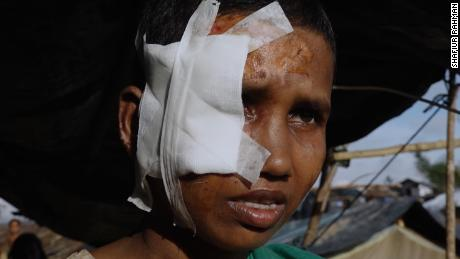 Exclusive video tells of Rohingya massacre