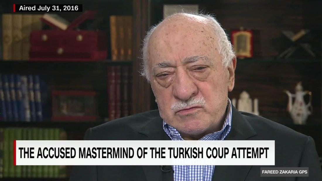 Trump administration working to extradite Turkish cleric, foreign minister says