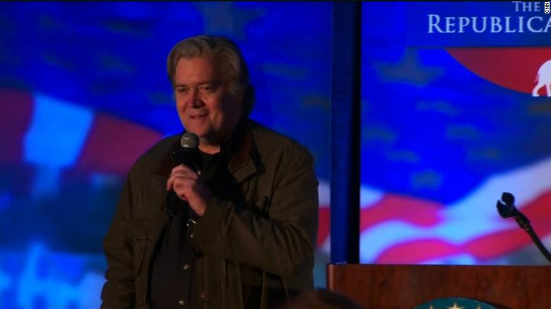Bannon: I'm standing with Roy Moore