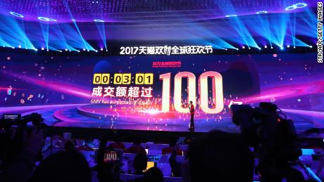 Alibaba Singles Day's Top 30 Billion Alibaba Singles Day Best $ 30 Billion
