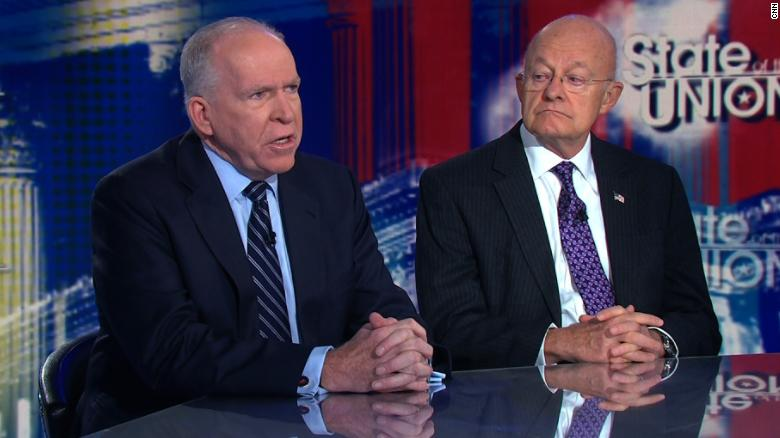 Ex-CIA chief: Russia threat is obvious