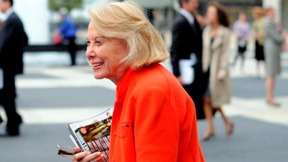 "Longtime gossip columnist Liz Smith, who started her column at the New York Daily News in 1976, died on November 12, according to the newspaper. She was 94. Known affectionately as the ""the Grand Dame of Dish,"" Smith's legendary work included a chronicle of Donald and Ivana Trump's divorce, which made front-page news."