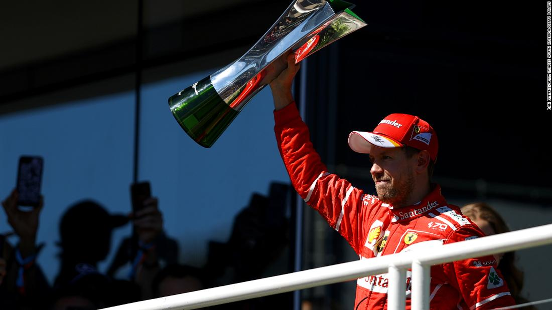 Sebastian Vettel hadn't won a race since the Hungarian Grand Prix in July. In the intervening period between then and the Mexico Grand Prix, he squandered a 14-point lead and lost sight of Lewis Hamilton as the Briton sped away to a fourth world title. In Brazil, Vettel triumphed once again to record his fifth win of the season and the 47th of his career. Hamilton started the race in last place after crashing out of qualifying early on, but stormed through the field to finish fourth behind Kimi Raikkonen and second-placed Valtteri Bottas.<br /> <br /><strong>Drivers' title race after round 19</strong><br />Hamilton 345 points<br />Vettel 302 points<br />Bottas 280 points