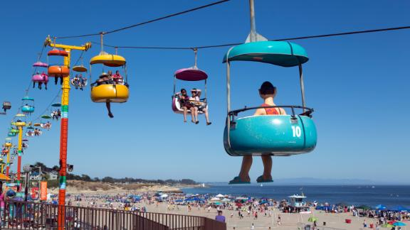 2. Santa Cruz-Watsonville, California