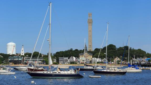 9. Barnstable Town, Massachusetts