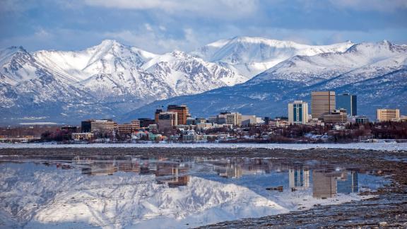 10. Anchorage, Alaska