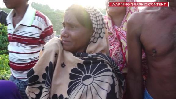 tula toli rohingya myanmar bangladesh border clarissa ward pkg_00012604.jpg