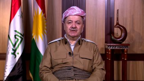 Barzani insists: Independence is 'natural right'