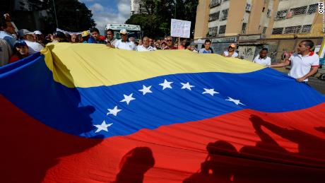 Venezuela crisis sends residents fleeing to nearby countries