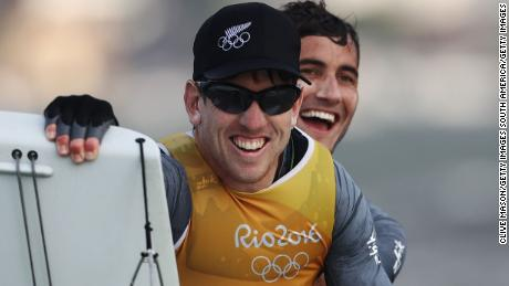 Peter Burling has won Olympic gold in the 49er class and the 35th Americas Cup with Emirates Team New Zealand